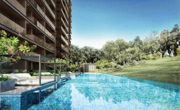 The-landmark-condo-singapore-pool